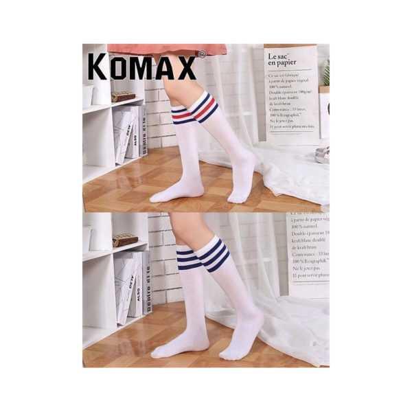 1110. Гольфы женские хлопок Komax BL-4