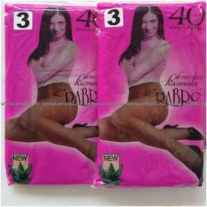 603. Колготки женские эластик CRABRO 4B9