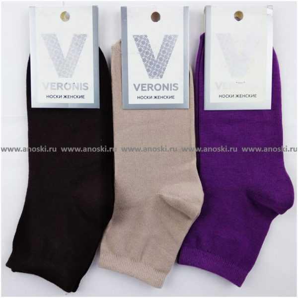 1251. Носки женские короткие Veronis C9