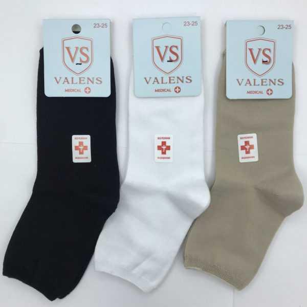779. Носки женские медицинские Valens Ж-6