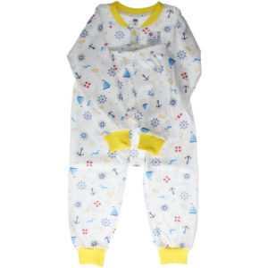 1194. Пижамы детские хлопковые для мальчиков Саша ДП2